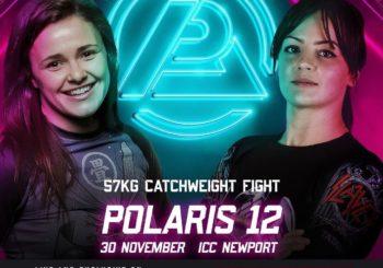 Michelle Nicolini zmierzy się z Vanessą English na Polaris 12