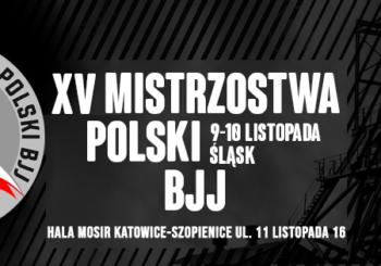 XV Mistrzostwa Polski BJJ - analiza dywizji czarnych pasów adult