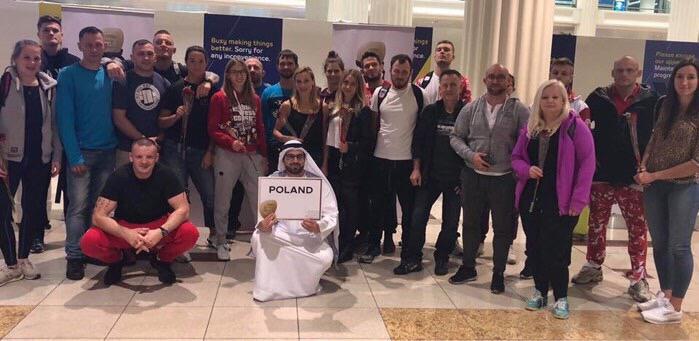 Mistrzostwa Świata Ju-Jitsu seniorów w Abu Dhabi [link do streama]