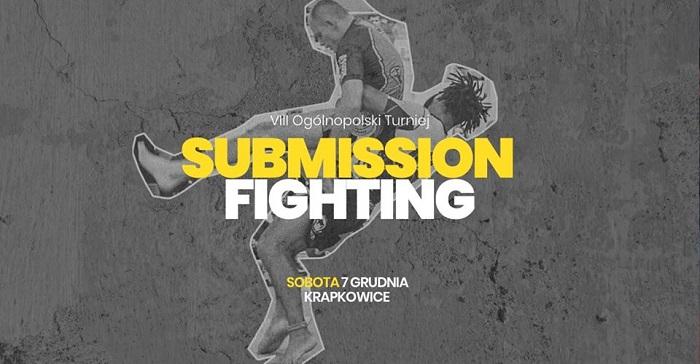 VIII Ogólnopolski Turniej Submission Fighting w Krapkowicach na początku grudnia