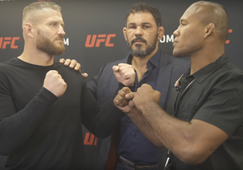 Już dzisiaj: Jan Błachowicz i Ronaldo Souza na UFC w Sao Paulo