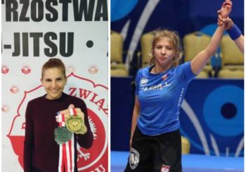 Zosia Szawernowska zastąpi Karolinę Chłobuszewską na MŚ Ju-Jitsu w Abu Zabi