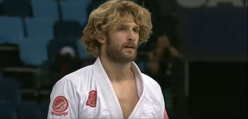 Adam Wardziński srebrnym medalistą Abu Dhabi Grand Slam 2019 w Rio