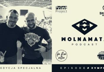 Wolna Mata Podcast #XVMPBJJ - Edycja Specjalna