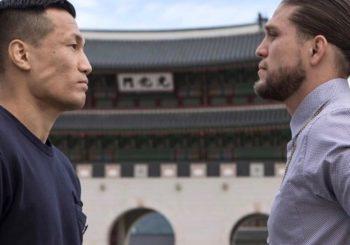 """Brian Ortega nie zawalczy przeciwko """"The Korean Zombie"""" na UFC FN w Busanie"""