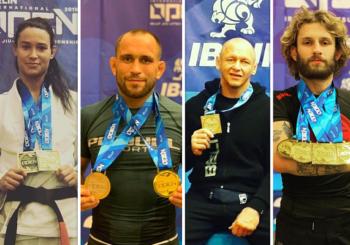 Polacy w doskonałej dyspozycji podczas Berlin Open IBJJF 2019
