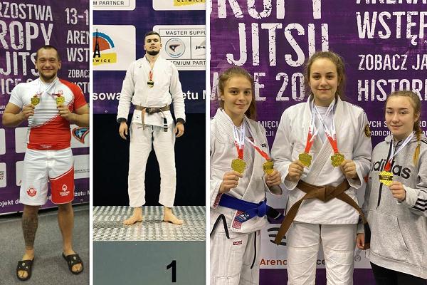 Oficjalne wyniki Polaków na European Championship Ju-Jitsu No-Gi