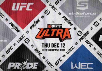 Quintet Ultra z dużymi nazwiskami ze świata MMA