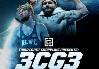 Pełna karta walk dzisiejszego 3rd Coast Grappling - Gordon Ryan vs Bo Nickal w main evencie