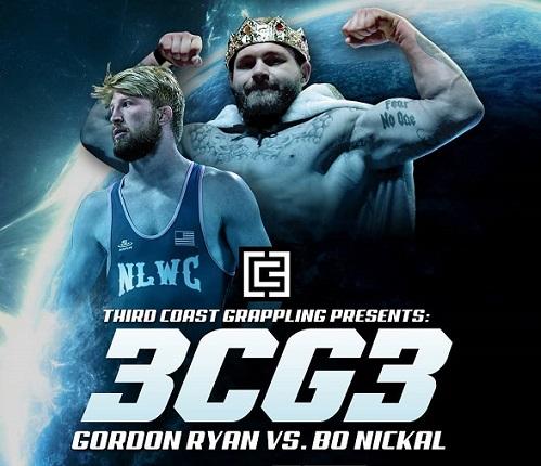 Pełna karta walk dzisiejszego 3rd Coast Grappling – Gordon Ryan vs Bo Nickal w main evencie