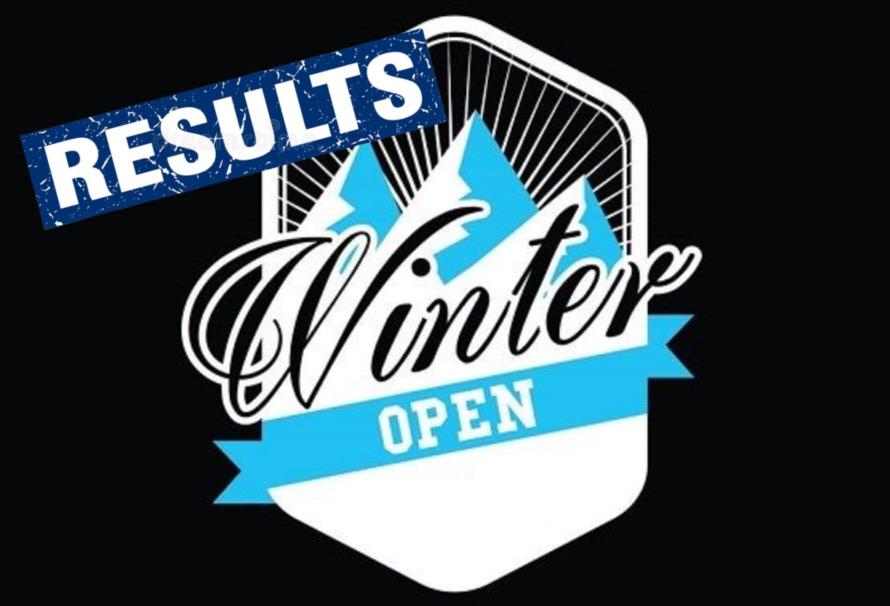 Winter Open 2019 Gi & No-Gi za nami. Przedstawiamy oficjalne wyniki.