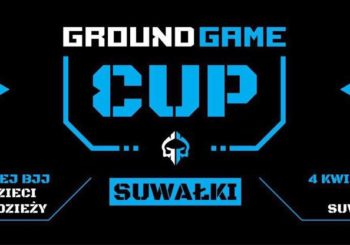 Ground Game Cup Suwałki - turniej BJJ dla dzieci i młodzieży