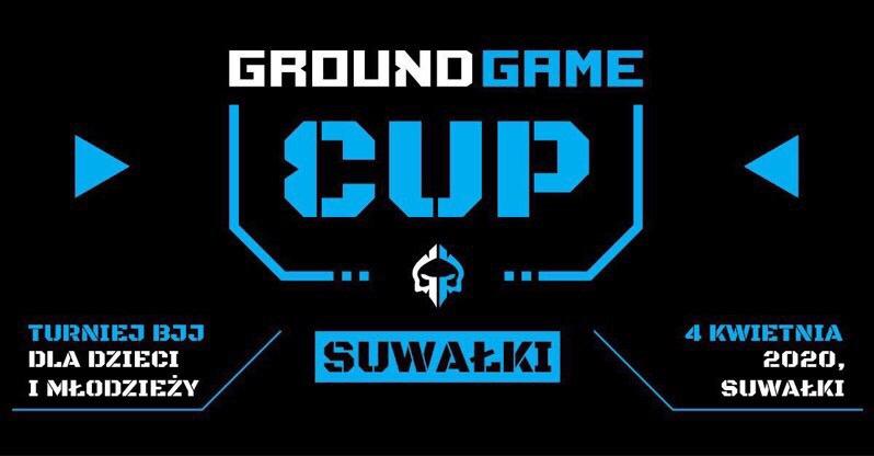 Ground Game Cup Suwałki – turniej BJJ dla dzieci i młodzieży