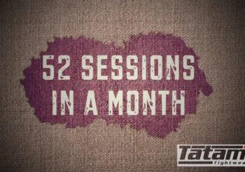 Wyzwanie 52 treningów BJJ w miesiąc Marcusa Greatwooda [wideo]