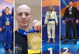 Wyniki Mistrzostw Europy IBJJF 2020: białe, niebieskie i purpurowe pasy BJJ