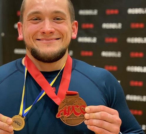 """""""Psuj Jitsu"""" ze złotym medalem na ADCC Swedish Open"""