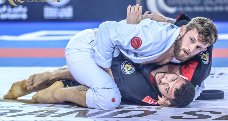AJP z nowym systemem punktowym na zawodach Abu Dhabi Jiu-Jitsu Professional Tour