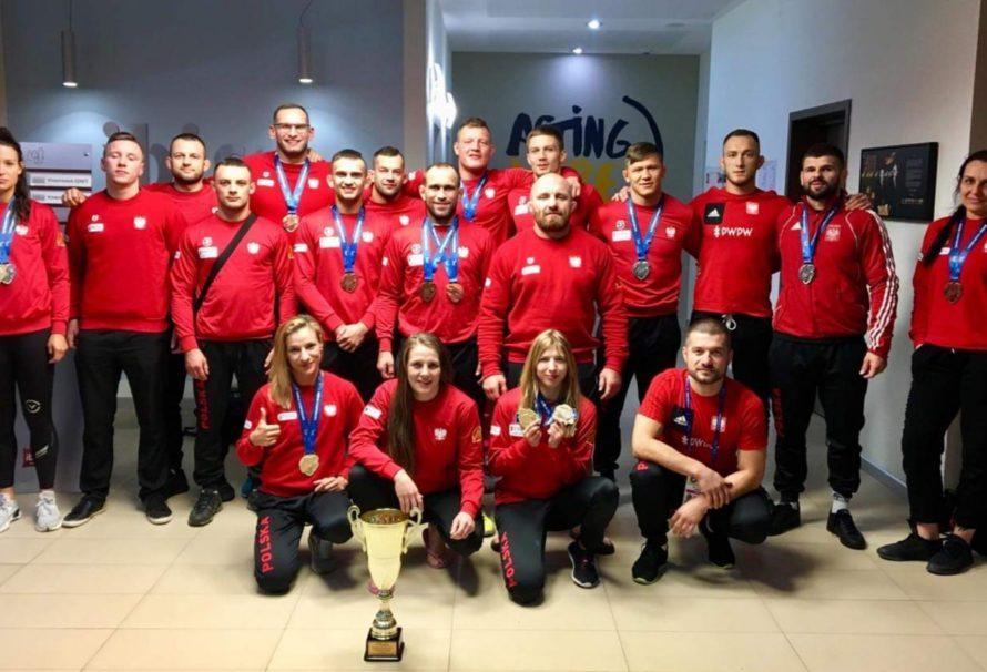 Kulisy wyjazdu kadry Polski w grapplingu na Mistrzostwa Świata do Kazachstanu 2019.