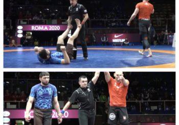 Wyniki ME Grapplingu: Sebastian Maciejewski usypia reprezentanta Rosji w finale [wideo]