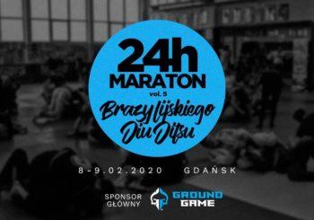24h Maraton BJJ w Złomiarz Team Gdańsk już w najbliższy weekend!