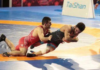 Magomedmurad Gadzhiev zostaje mistrzem Europy!