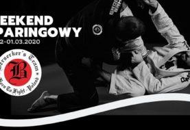 Weekend sparingowy Berserker's Team, Ankos MMA & Mighty Bulls w Wałczu