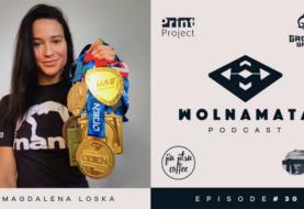 Wolna Mata Podcast #30 - Magdalena Loska