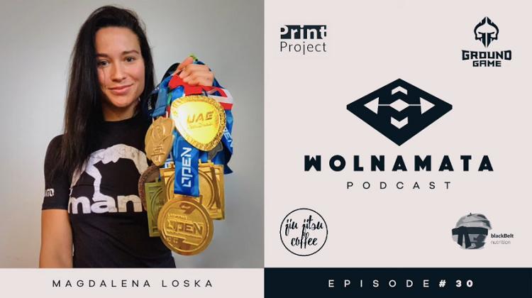 Wolna Mata Podcast #30 – Magdalena Loska