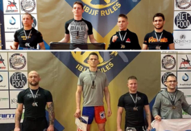 Wyniki drugiego dnia X Mistrzostw Polski No-Gi Jiu-jitsu w Luboniu