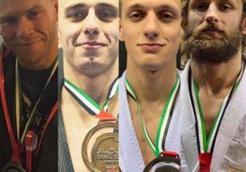 Wyniki Abu Dhabi Grand Slam Tour w Londynie: Polacy z 17 medalami!