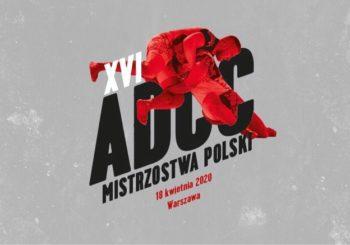 XVI Mistrzostwa Polski ADCC przesunięte na czerwiec z powodu pandemii