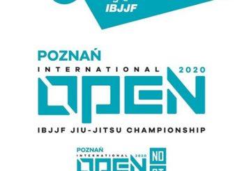 Poznań International Open IBJJF Jiu-Jitsu Championship Gi i No-Gi pod koniec marca