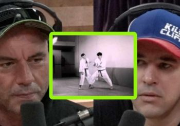 Joe Rogan o tym, czemu trenujący BJJ powinni znać podstawy judo [wideo]