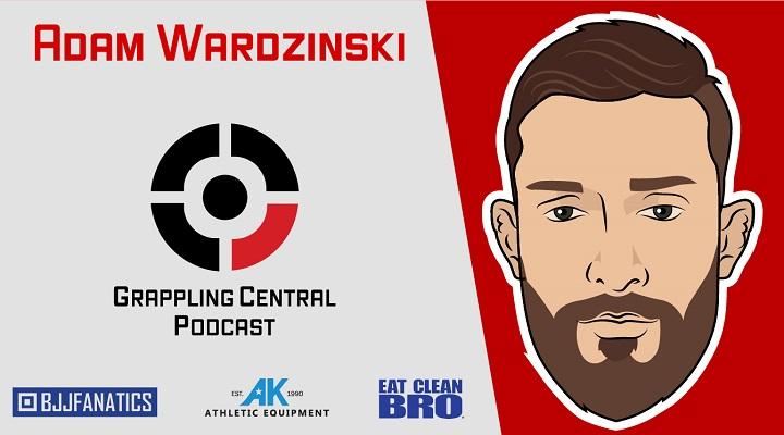 Odcinek z Adamem Wardzińskim w Grappling Central Podcast [wideo]