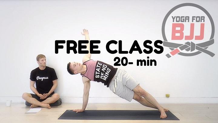 Odkryj jiu-jitsu na nowo i zacznij trenować jogę! [wideo]