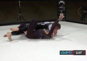 Submission Underground 13: Richie Martinez przegrywa z Austinem Vanderfordem [wideo]