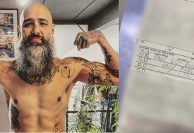"""Richie """"Boogeyman"""" Martinez z mandatem za trenowanie jiu-jitsu"""