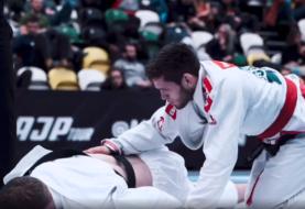 Klimatyczna kompilacja z Grand Slam London 2020 produkcji Parsley Jiu-jitsu [wideo]