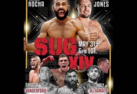 Craig Jones vs Vagner Rocha na SUG 14