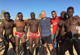 Senegalskie zapasy