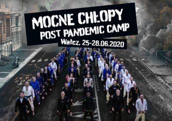 Mocne Chłopy wracają w czerwcu na pierwsze sparingi po pandemii