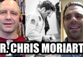 """Czarny pas BJJ, Dr Chris Moriarty: """"Ludzie mają wrażenie jakby od początku wszczęto fałszywy alarm"""""""