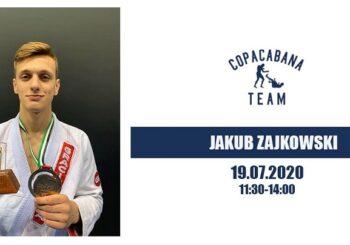 Otwarte seminarium z Jakubem Zajkowskim w Copacabana Warszawa