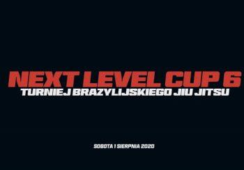 NEXT LEVEL CUP 6 - Turniej BJJ w Opolu na początku sierpnia