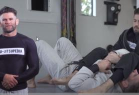 Ucieczka corkscrew z dźwigni na łokieć [wideo]