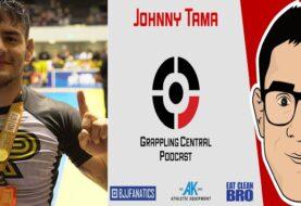 Grappling Central Podcast z mistrzem świata No-Gi IBJJF, Johnny'm Tamą