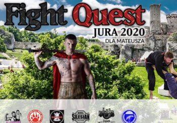 Charytatywna gala i sparingi BJJ - Fight Quest Jura 2020 w najbliższą sobotę