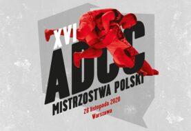 XVI Mistrzostwa Polski ADCC odbędą się pod koniec listopada!
