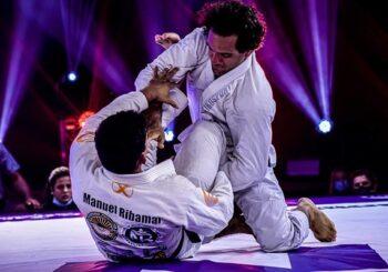 Wyniki Fight 2 Win 149: Gabriel Almeida pokonuje Manuela Ribamara w walce wieczoru