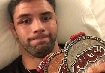 """Marcus """"Buchecha"""" Almeida zakontraktowany przez One Championship"""